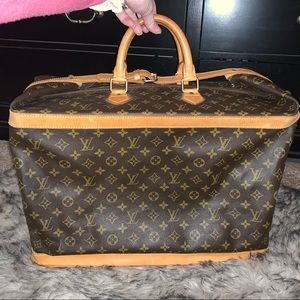 LOUIS VUITTON MONOGRAM CRUISER BAG 50 LARGE